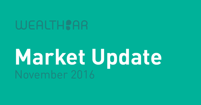 November 2016 Investment Market Update