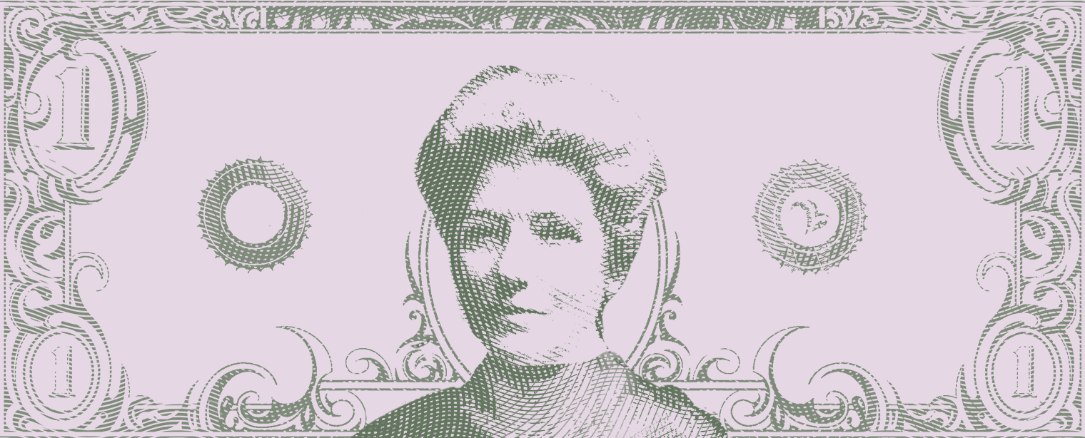 Women on the money. Kate Sheppard