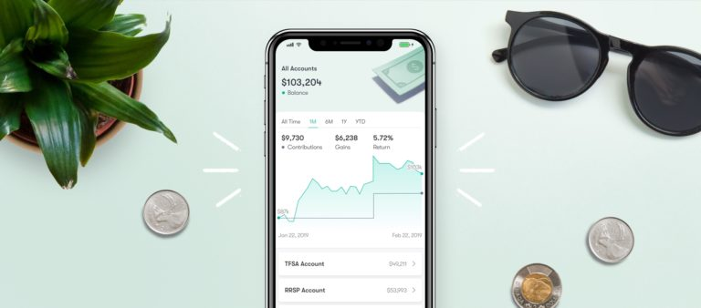 WealthBar Contributions Line Feature